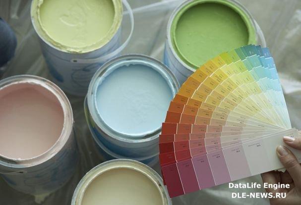 Колеровка водоэмульсионной краски в домашних условиях