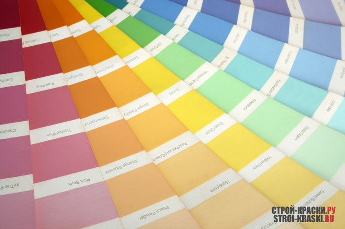 Палитра цвета для окраски стен цитадель ооо гидроизоляция